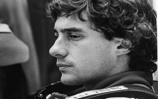 «Άιρτον Σένα: Ο άνθρωπος που κυνηγούσε την σκιά του» του Αλέξανδρου Κουτούβελα