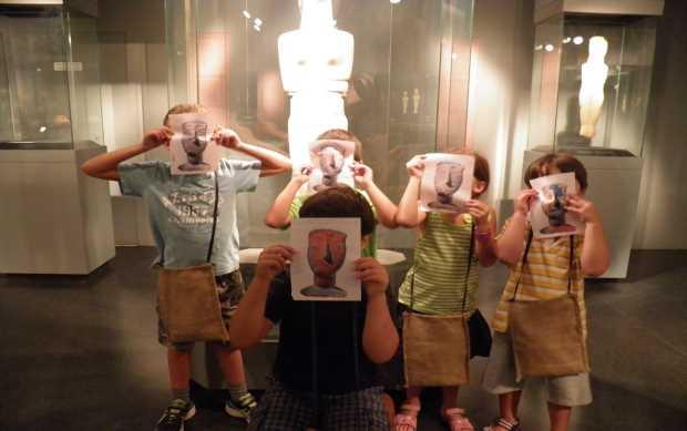 Τελευταίο Summer Camp στο Μουσείο Κυκλαδικής Τέχνης: 31 Aυγούστου-4 Σεπεμβρίου