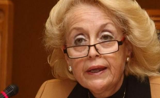 Η πρόεδρος του Αρείου Πάγου Βασιλική Θάνου ορκίστηκε υπηρεσιακή Πρωθυπουργός