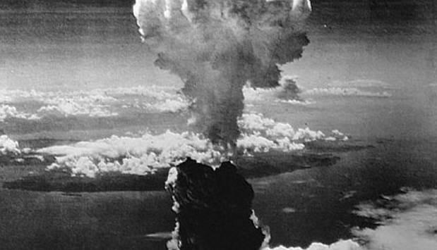 Η ρίψη της ατομικής βόμβας στη Χιροσίμα