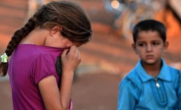 «Ένα παιδί μετρούσε τ' άστρα… ώσπου ήρθε η βία» της Παρής Στεφανή