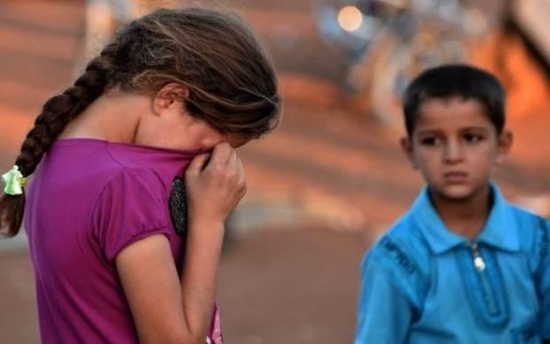 Τα παιδιά στη Μοσούλη, άρρωστα, μόνα, πληγωμένα και τρομαγμένα, χρειάζονται επειγόντως βοήθεια και προστασία