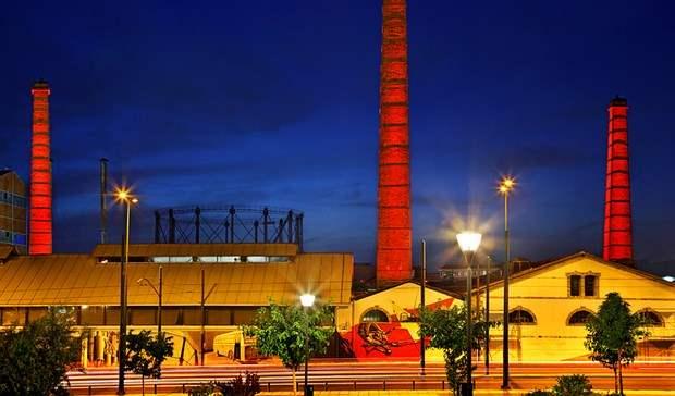 ΗΤεχνόπολη και τοΒιομηχανικό Μουσείο Φωταερίουγιορτάζουν τα«160 χρόνια Γκάζι»