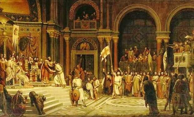 «Η θεσμική οργάνωση της βυζαντινής αυτοκρατορίας» της Κατερίνας Φωτιάδου