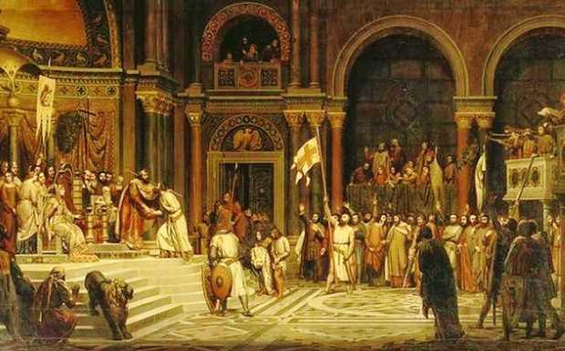 «Αθηναΐς και Ειρήνη, δυο Αθηναίες στον βυζαντινό θρόνο» της Γιώτας Ιωακειμίδου