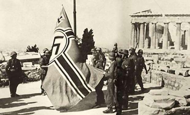 Η απελευθέρωση της Αθήνας –  12 Οκτωβρίου 1944