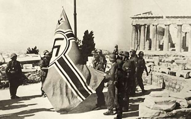 Η απελευθέρωση της Αθήνας στις 12 Οκτωβρίου του 1944