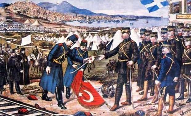 Η απελευθέρωση της Θεσσαλονίκης στις 26 Οκτωβρίου 1912 – Α' Βαλκανικός Πόλεμος