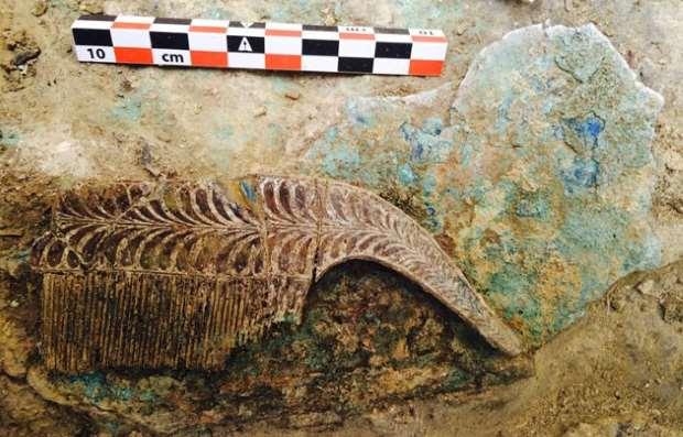 Ασύλητος, λακκοειδής τάφος της Υστεροελλαδικής ΙΙ περιόδου ανακαλύφθηκε στην Πύλο