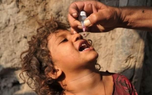 Παγκόσμια Ημέρα κατά της Πολιομυελίτιδας - 24 Οκτωβρίου