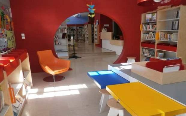 «Οδυσσέας Ελύτης και Γιώργος Σεφέρης: Ένα ποιητικό παιχνίδι» στην  Περιφερειακή Βιβλιοθήκη Χαριλάου