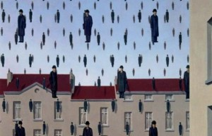 golconda-rene magritte-1953
