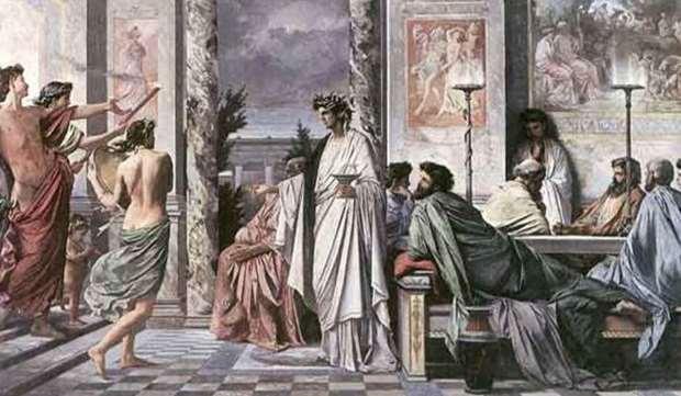 Lucius Anneus Seneca De vita beata (για μια ευτυχισμένη ζωή)