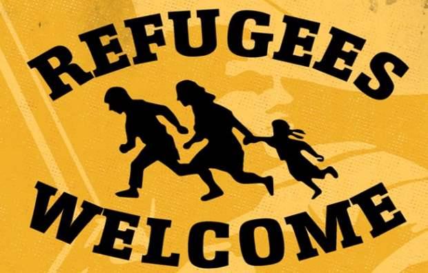 Η HIP-HOP κοινότητα βρίσκεται δίπλα στους πρόσφυγες – UNITED WE STAND