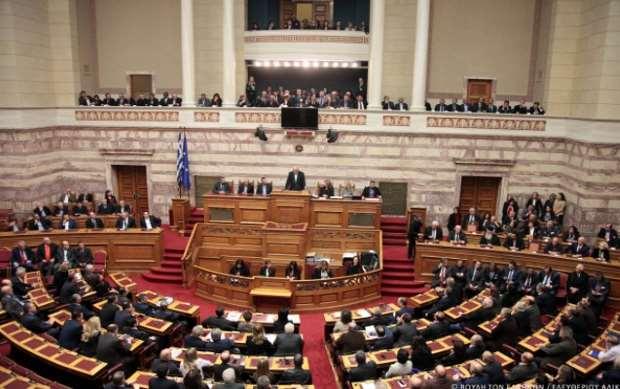 Την αναγνώριση του κράτους της Παλαιστίνης αποφάσισε η Ολομέλεια της Βουλής