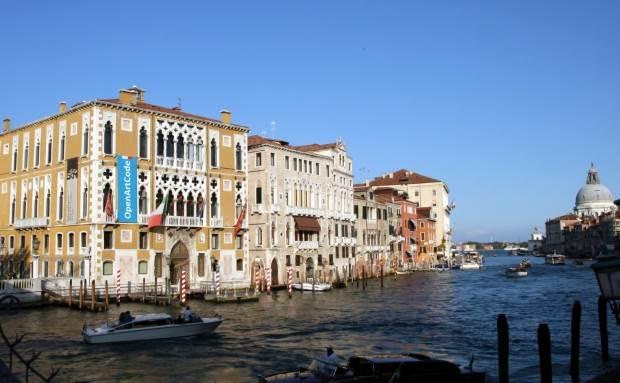 «ΠΑΝΤΑ Η ΕΛΛΑΔΑ» βίντεο της ομαδικής εικαστικής έκθεσης του OpenArtCodeGroup στη Βενετία