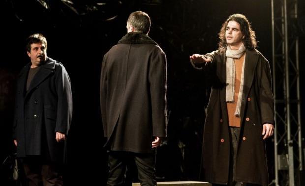 Εθνικό Θέατρο: Ανακοινώσεις για την παράσταση «Ισορροπία του Nash»