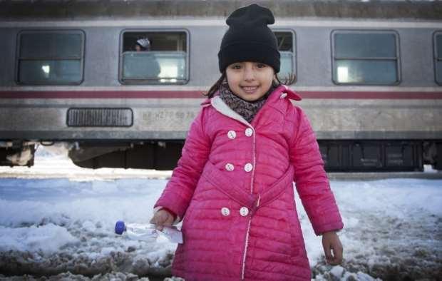Χειμώνας: H UNICEF εκφράζει την ανησυχία της για την υγεία των παιδιών προσφύγων και μεταναστών