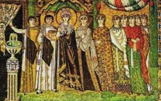 Συνοικέσια στη Βυζαντινή αυλή