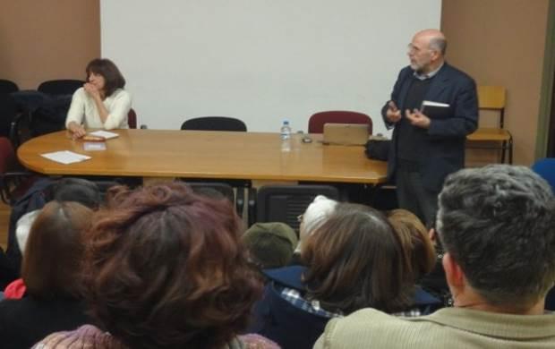 Πραγματοποιήθηκε στη Δράμα η δημόσια συζήτηση για την Παιδεία