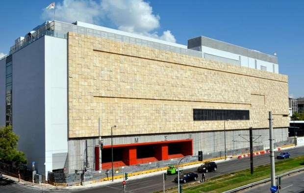 ΥΠΠΟΑ: Εθνικό Μουσείο Σύγχρονης Τέχνης