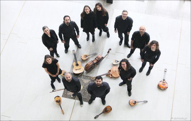 «MandolinΑrte» - «Άλκηστις Πρωτοψάλτη: Παιχνίδι με τον χρόνο» στο Μέγαρο Μουσικής Θεσσαλονίκης