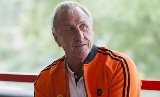 Έφυγε από τη ζωή σε ηλικία 68 ετών ο Γιόχαν Κρόιφ