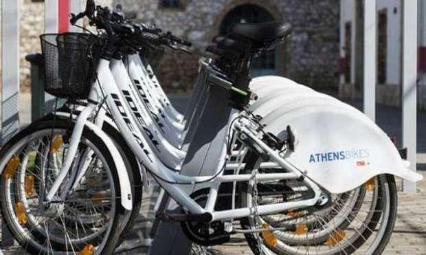 AthensBikes: Ανακάλυψε την Αθήνα με ποδήλατο