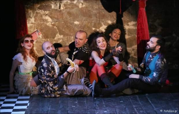 «B Circulous» ένα μοναδικό show στο θέατρο ΑΛΚΜΗΝΗ