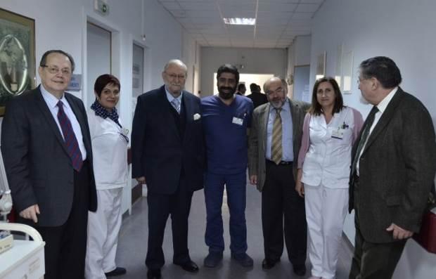 30 χρόνια Β' Καρδιολογική Κλινική ΑΠΘ του Ιπποκρατείου Νοσοκομείου Θεσσαλονίκης