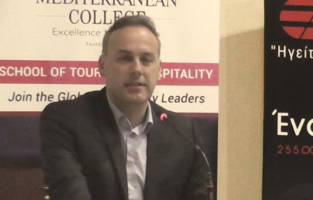 «CITYBRANDING: Οι προοπτικές της Αθηναϊκής Ριβιέρας» το 5o Συνέδριο Τουρισμού ΙΕΚ ΞΥΝΗ Γλυφάδας