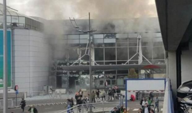 Εκρήξεις με νεκρούς και τραυματίες στο αεροδρόμιο των Βρυξελλών