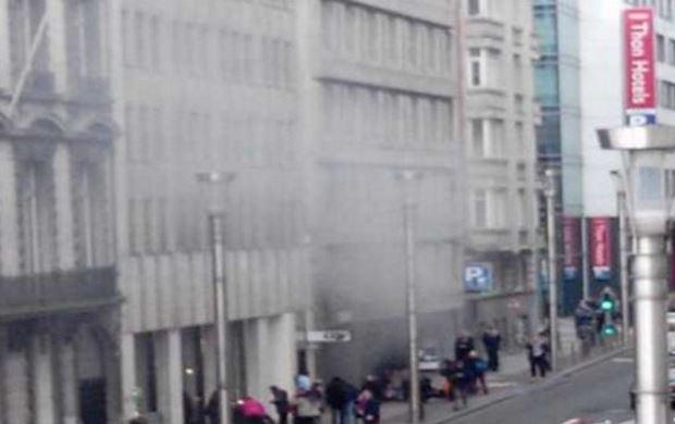 Τρόμος στις Βρυξέλλες - Δεκάδες νεκροί και τραυματίες από τις επιθέσεις σε Αεροδρόμιο και Μετρό