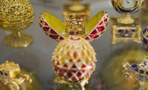 «Έτος Ρωσίας στην Ελλάδα» εκθέματα από το Μουσείο Ερμιτάζ στο Νέο Μουσείο Ακρόπολης