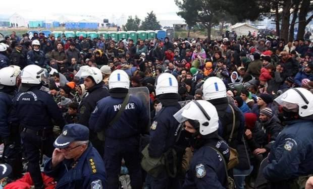 Μέτρα της ΕΛ.ΑΣ. για την προστασία των ανήλικων και των γυναικών μεταναστριών και προσφύγων