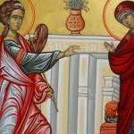 «Ο Ευαγγελισμός της Θεοτόκου – Η Υμνογραφία του Ευαγγελισμού»
