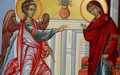 Ο Ευαγγελισμός της Θεοτόκου – Η Υμνογραφία του Ευαγγελισμού