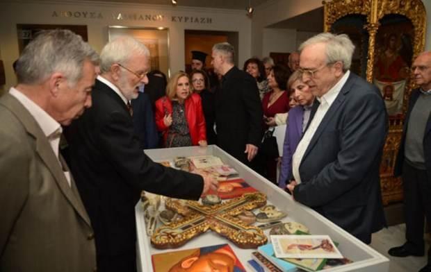 Μέχρι της 27 Μαρτίου η έκθεση «Γιάννης Μητράκας-Ο Νεοβυζαντινός» στο Μουσείο Μπενάκη