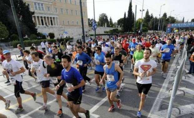 Την Κυριακή 22 Οκτωβρίου ο 31ος Γύρος της Αθήνας