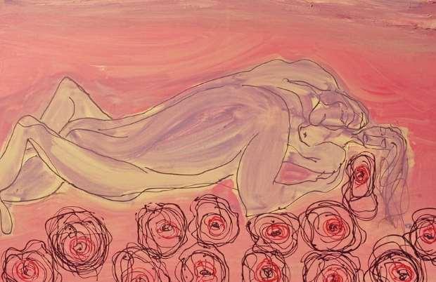 «Έρως, Βαρύς Θεός» ατομική έκθεση ζωγραφικής της εικαστικού Αναστασίας Γκινάκη