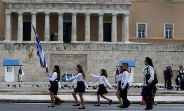 Η εγκύκλιος του ΥΠΠΕΘ για τις εκδηλώσεις της 25ης Μαρτίου στα σχολεία Α/θμιας Εκπαίδευσης