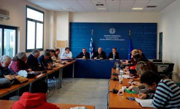 Ανακοινώσεις ΟΛΜΕ-ΔΟΕ για τη χθεσινή (11/3) συνάντηση με τον Υπουργό Παιδείας