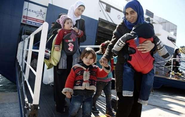 ΥΠΠΕΘ: Κανένας κίνδυνος υγείας από τα προσφυγόπουλα