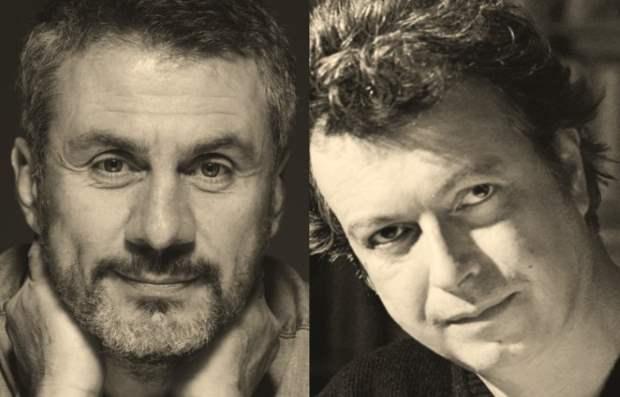 Δημήτρης Στεφανάκης & Πέτρος Τατσοπουλος συζητούν «Λογοτεχνία και Πολιτική»