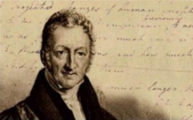 «Οι απαρχές της οικονομικής επιστήμης – Thomas Robert Malthus, 1766-1834» του Γρηγόρη Σκάθαρου