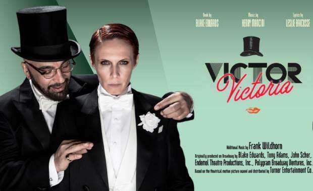«Victor/ Victoria» με την Εβελίνα Παπούλια, στο θέατρο Πάνθεον