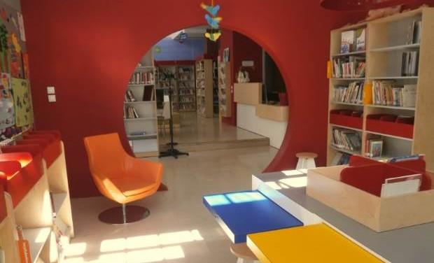 Νοέμβριος 2018 στην Περιφερειακή Βιβλιοθήκη Χαριλάου