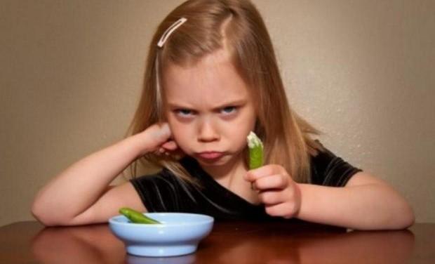 Η άρνηση του παιδιού για φαγητό