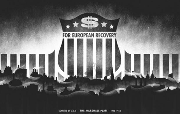 «Το σχέδιο Μάρσαλ και η ευρωπαϊκή ανασυγκρότηση» της Αντιγόνης Καρύτσα