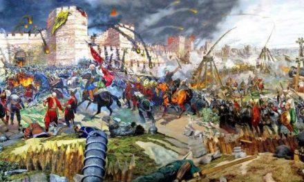 «Η Άλωση της Κωνσταντινούπολης, 29 Μαΐου 1453», e-book